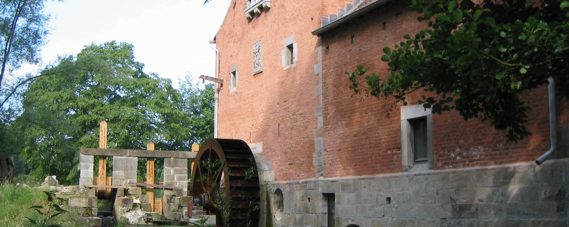 Burgmühle von Hollogne-sur-Geer