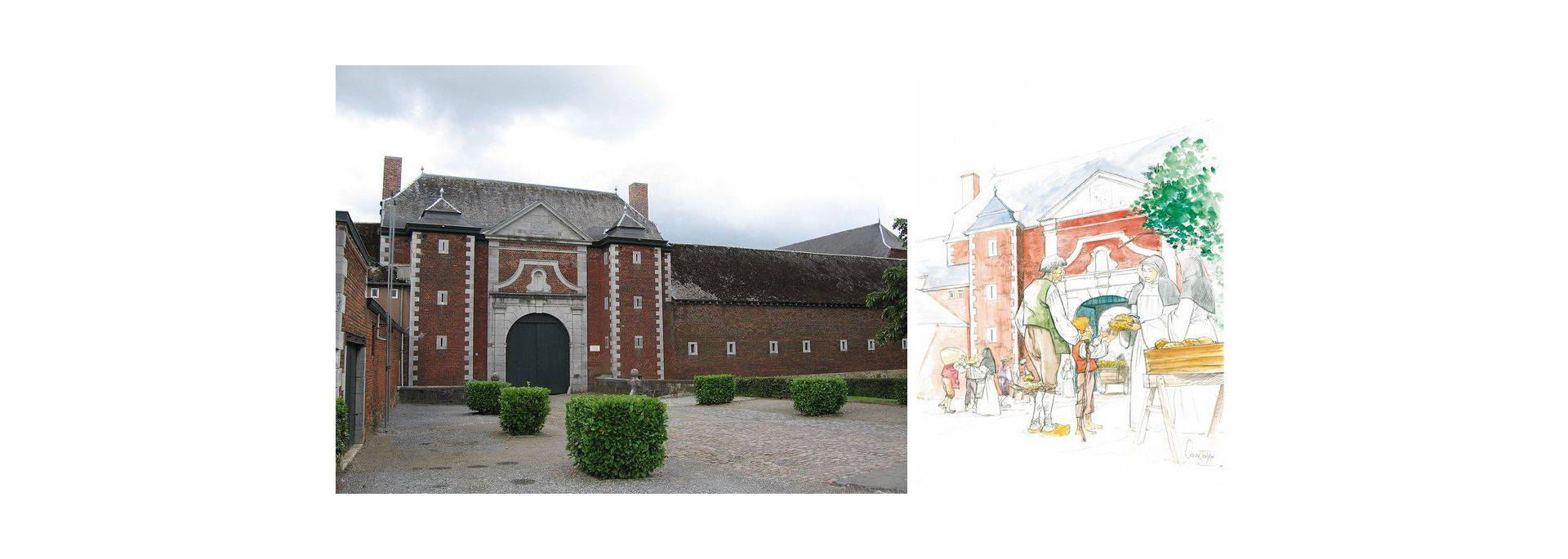Abtei Paix-Dieu