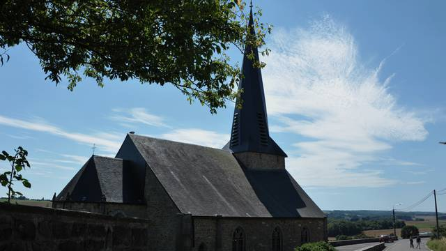 Eglise de Grand-Marchin