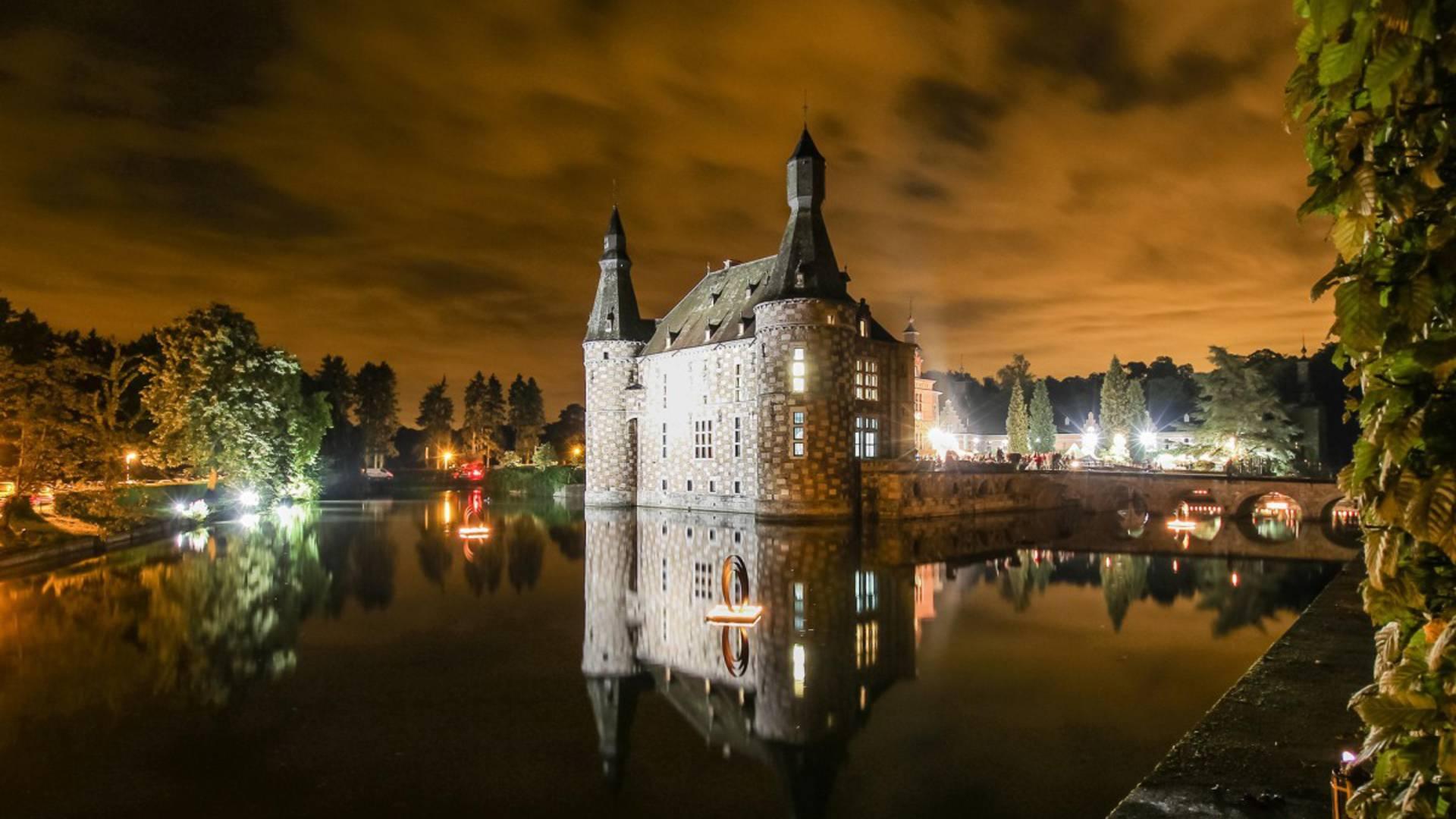 Schloss Jehay