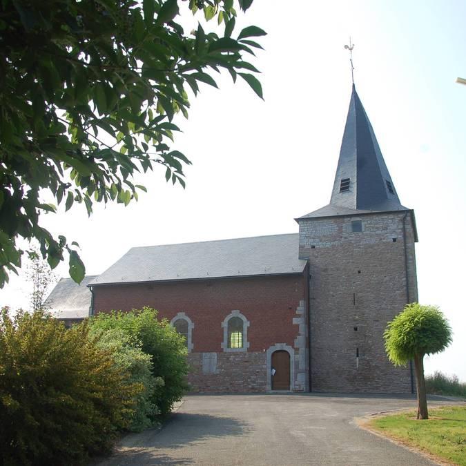 Chapelle Saint-Sulpice Aineffe