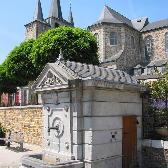 Stiftskirche von Amay