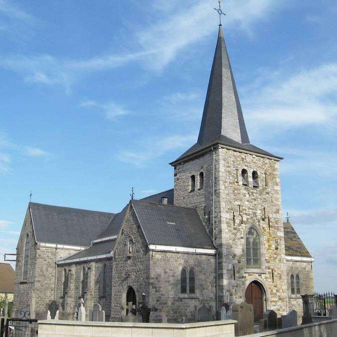 Eglise Saint-Maurice à Bleret