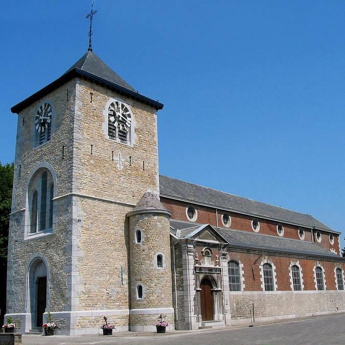 Eglise de Saint-Georges-sur-Meuse