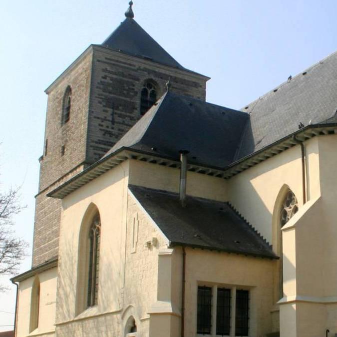 Kirche von Racour