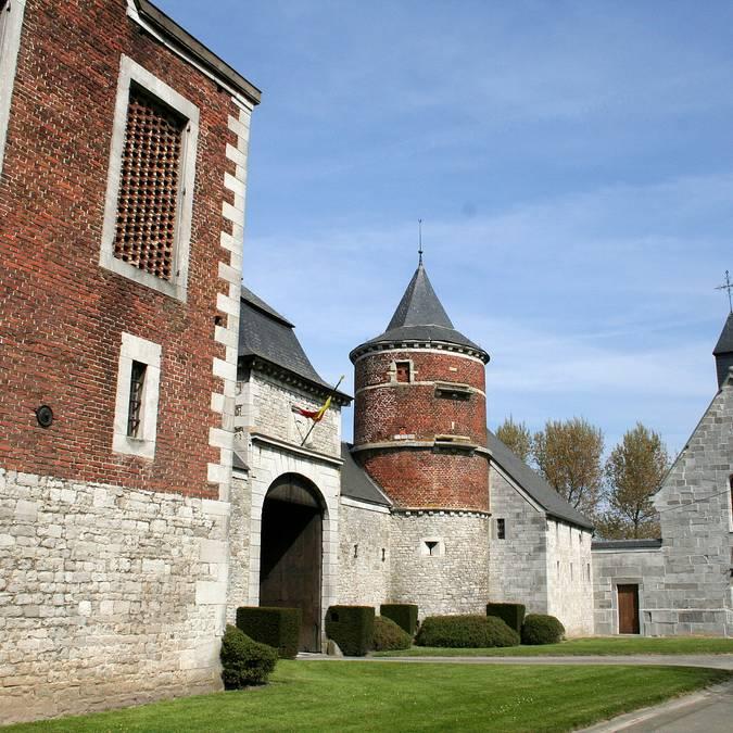 Schloss von Oultremont
