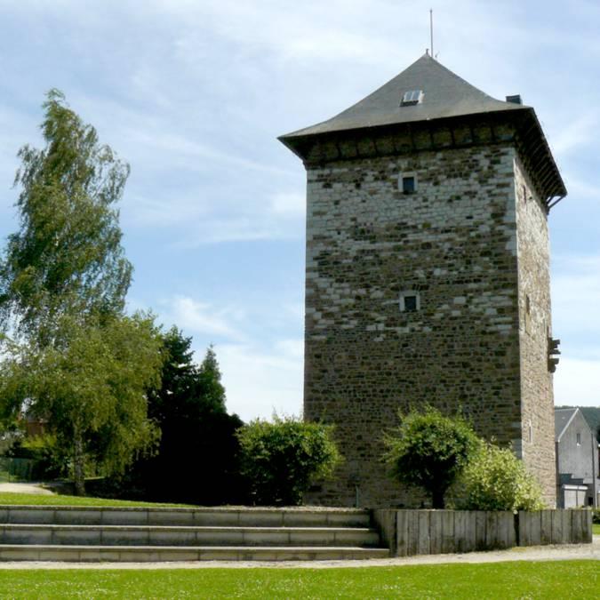 Romanischer Turm